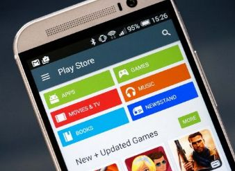 Play Store download for mobile SamSung