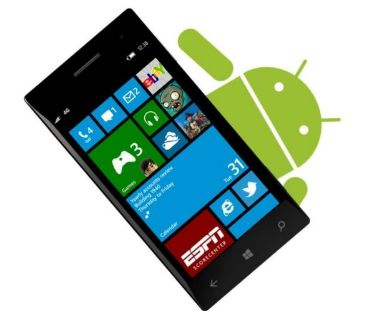 Play Store for Windows phone